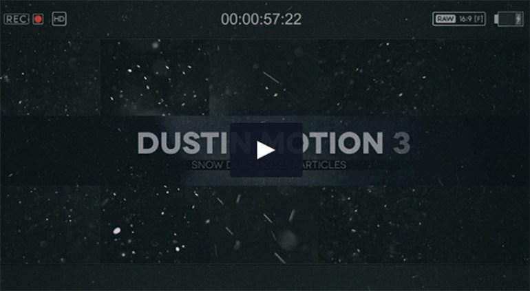 Dust in Motion 3