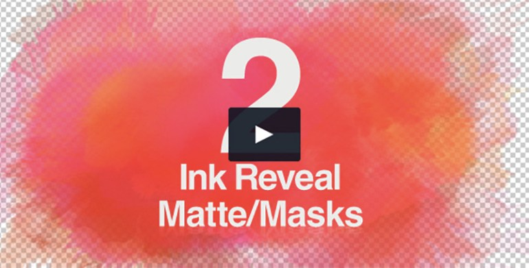 TWO Clean Ink Splat Mask