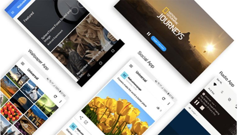 Universal Multi-Purpose Android App