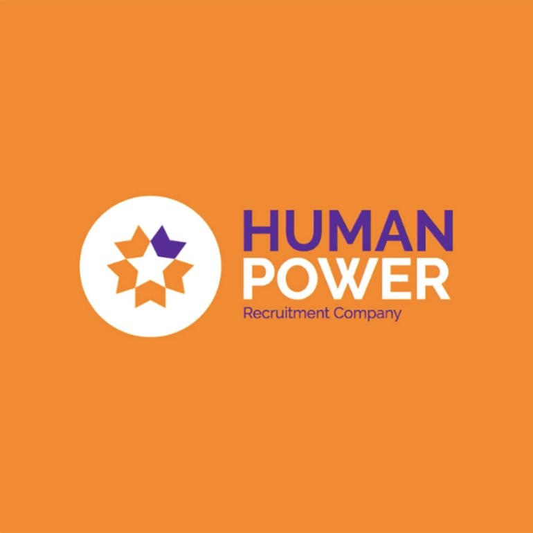 Recruitment Company Logo Maker