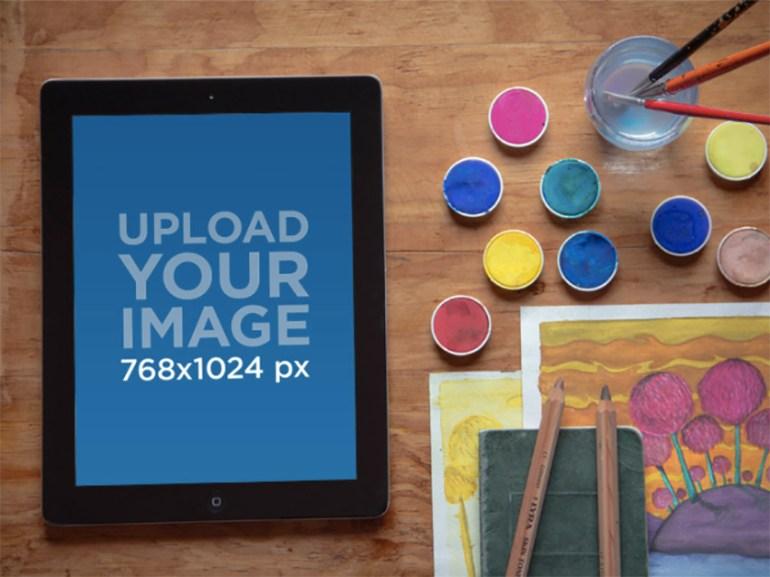 iPad Creative Space