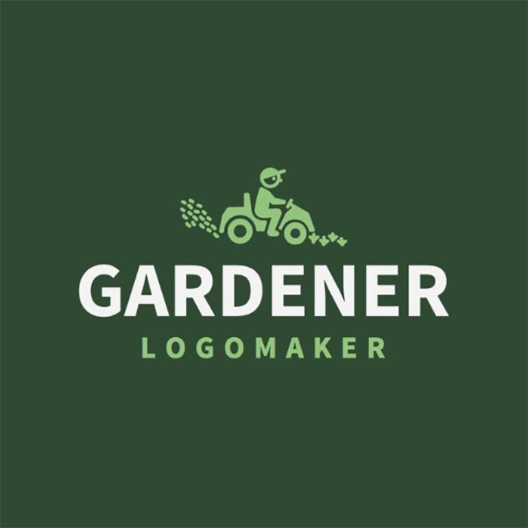 Landscape Gardening Logo Maker