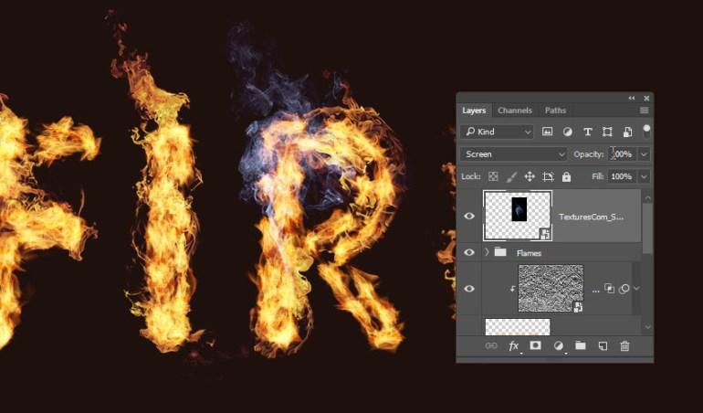 Add a Smoke Image