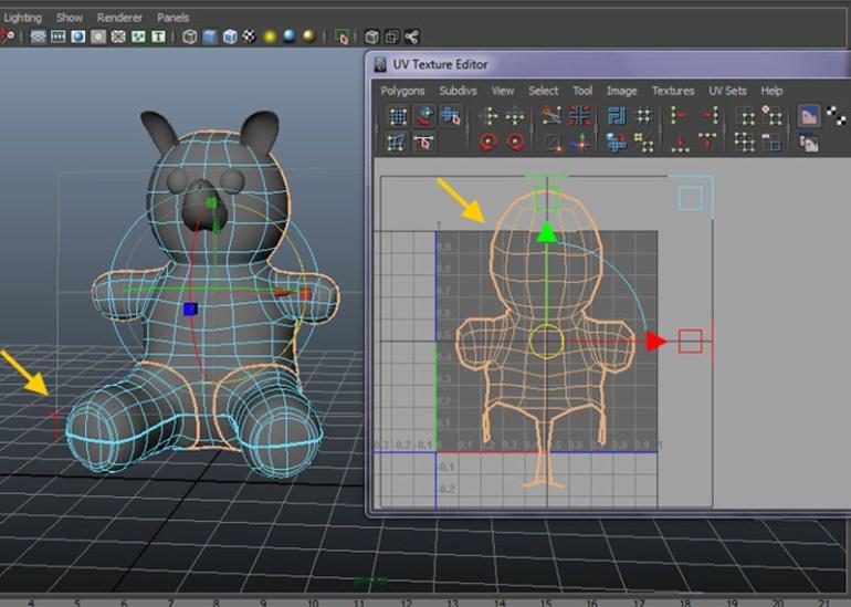 UV Texture Editor