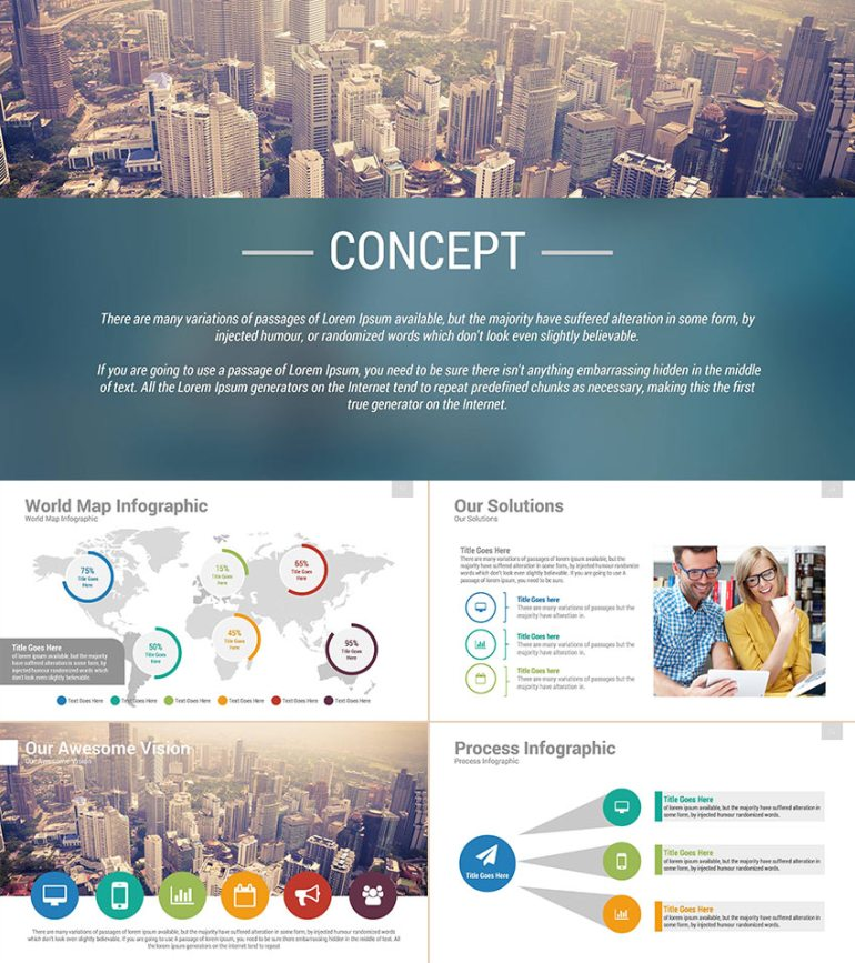 Concept Google Slides Presentation Template Download