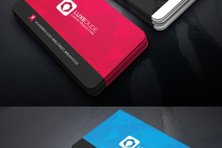 15 Premium Business Card Templates  In Photoshop  Illustrator     Flat Photoshop Busienss Card Template