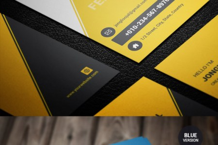 15 Premium Business Card Templates  In Photoshop  Illustrator     Personal INDD PDF PSD Format Business Card Template