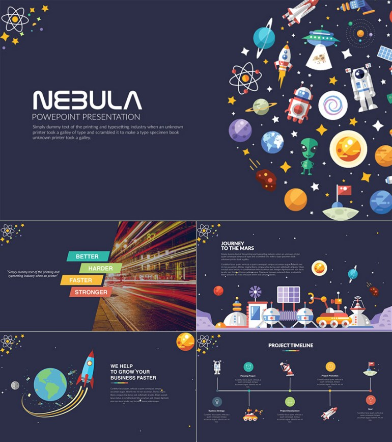 Innovative PowerPoint Presentation Theme
