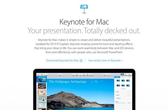 Apple Keynote Presentation Software - www.office.com/setup