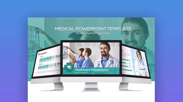 Medical PowerPoint PPT Presentation Template Design