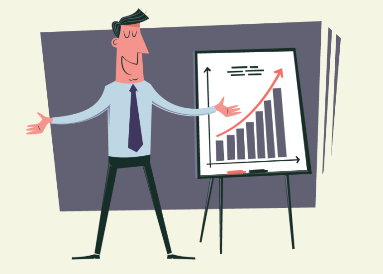 Avoid common mistakes to deliver a great business presentation