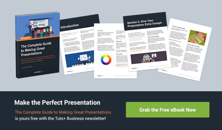 Make a Great Presentation Free eBook Download