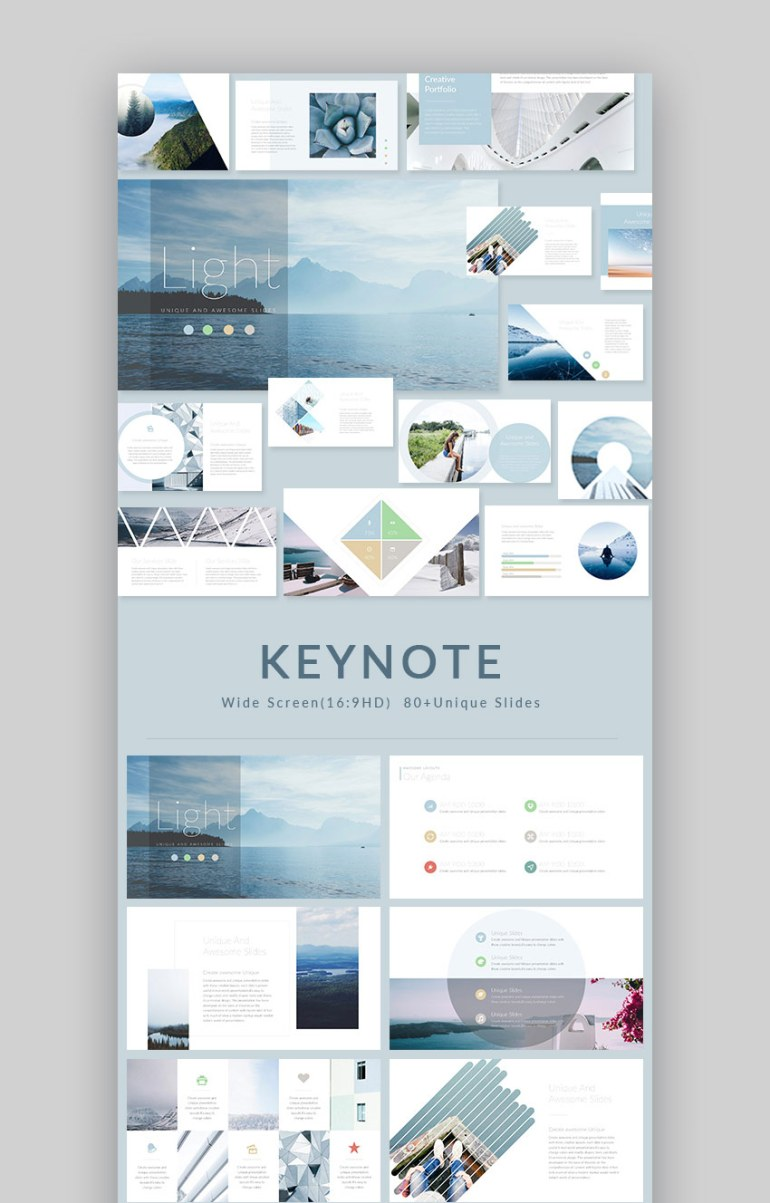 The Best New Presentation Templates Of 2017 Powerpoint More