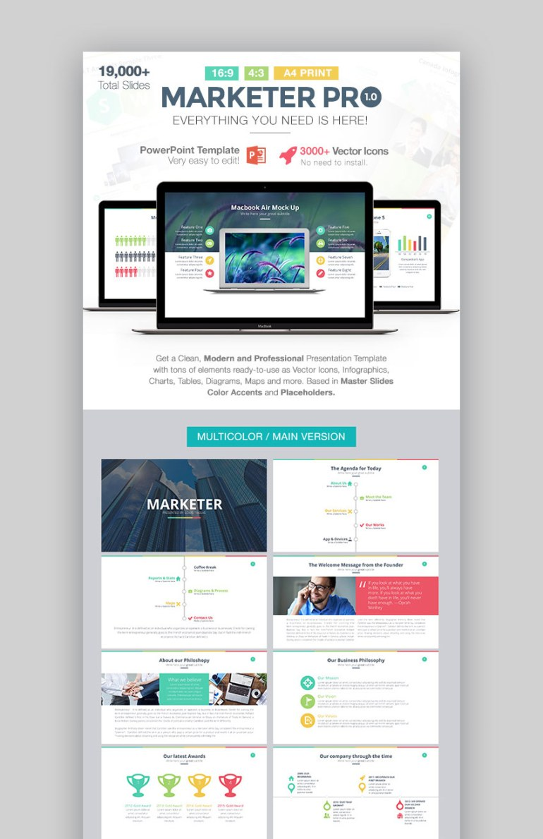 15 marketing powerpoint templates to present your plans www 101