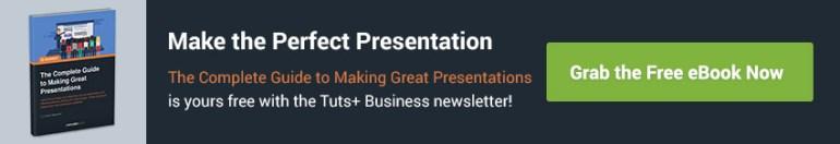 Grab the Free Make Great Presentations eBook