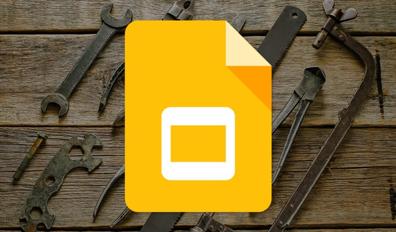 Important Google Slides presentation tools