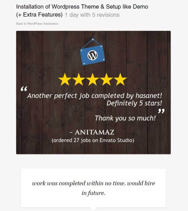 Installation of WordPress Theme  Setup like Demo  Extra Features by hasanet