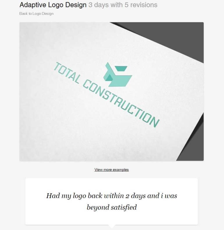 Adaptive Logo Design by sukiafat