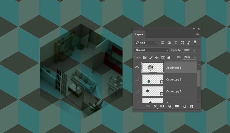 Copy teh room image into the main design