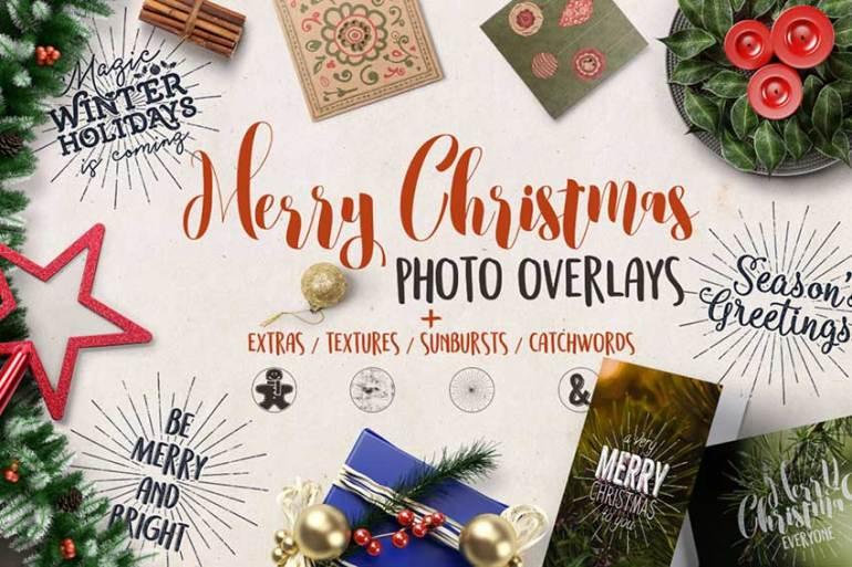 Christmas Overlays  Extras