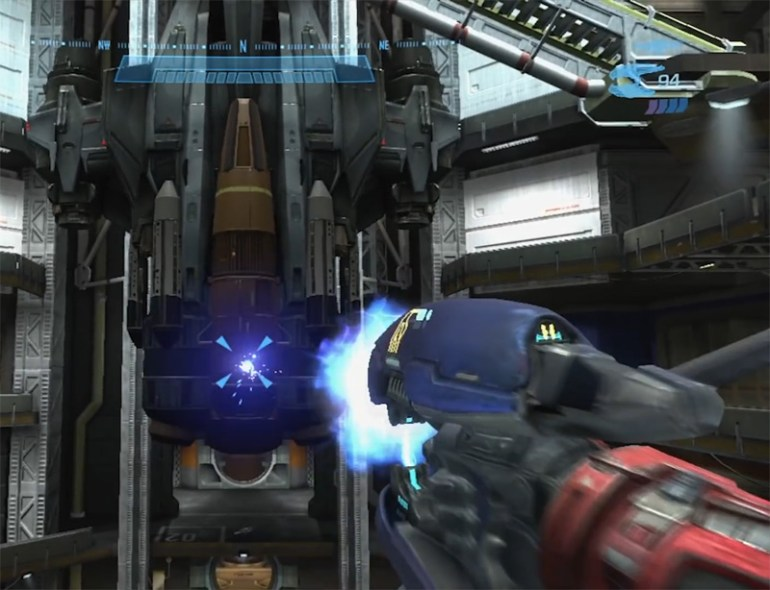 Overheating Plasma-Gun in Halo Reach