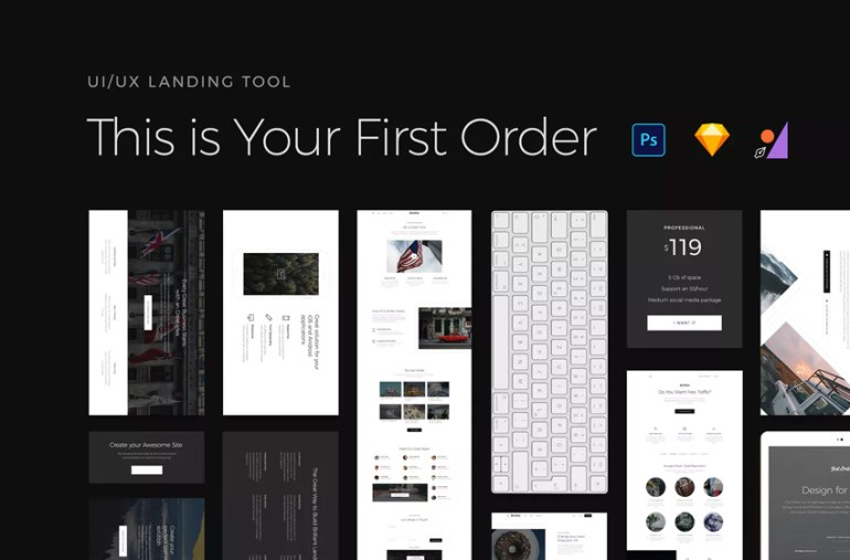 First Order UIUX Tool