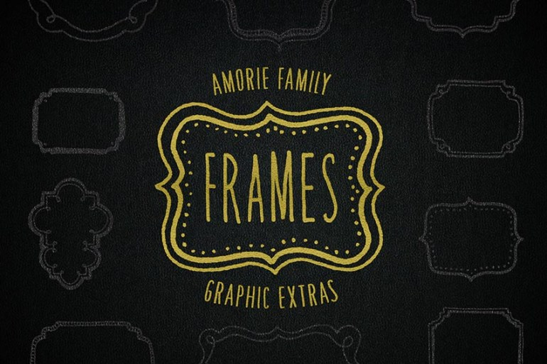 Graphic Frames Elements
