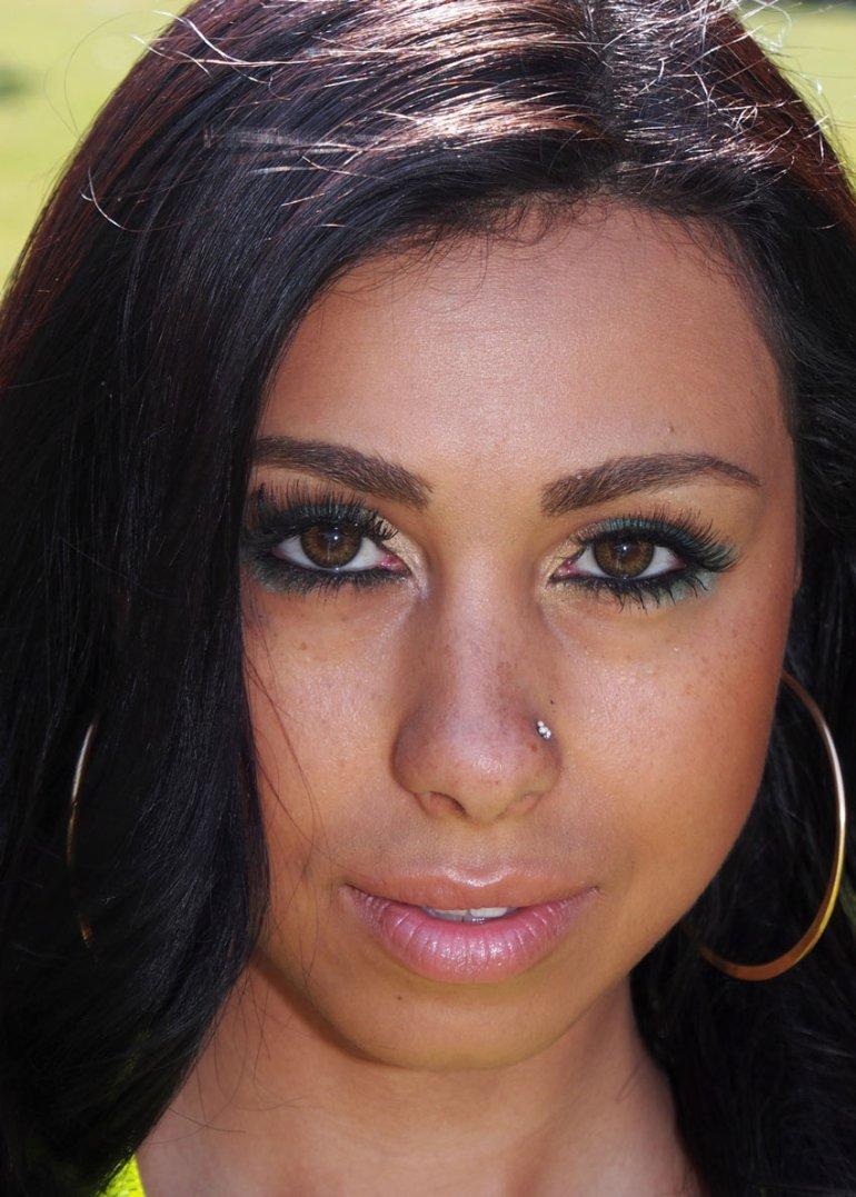 Original Makeup Stock Photo