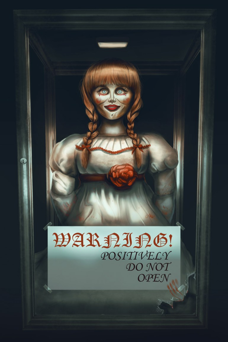The Final Color Scheme for Annabelle