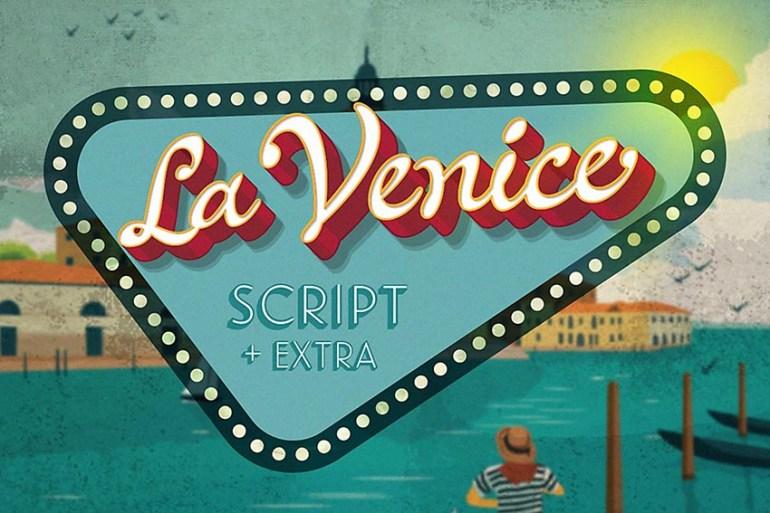 La Venice Font