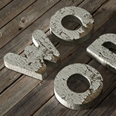 How to Create a 3D Chipped Painted Wood Text Effect in Adobe Photoshop