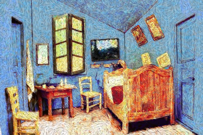 Starry Night alternate effect