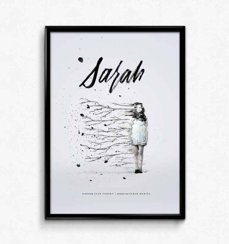 Sarah Short Film Poster