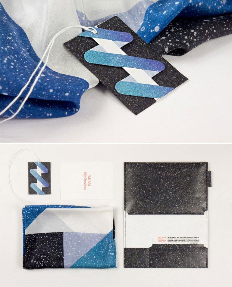 SilkShevitza Packaging by Gergana Stankova