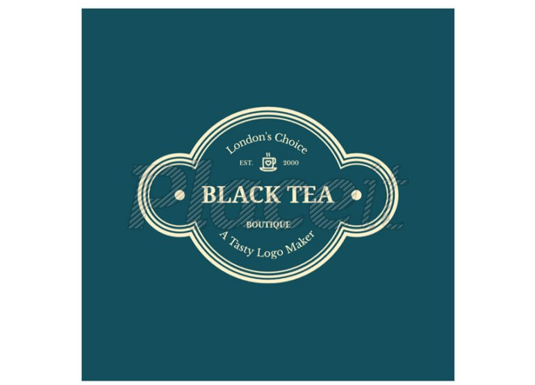Tea Shop Logo Maker