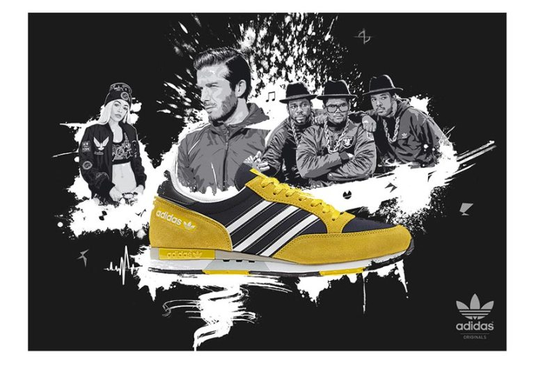 Adidas Originals Tribute