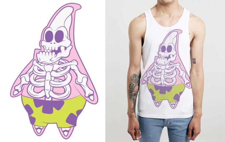 Patricks Bones Tank Design