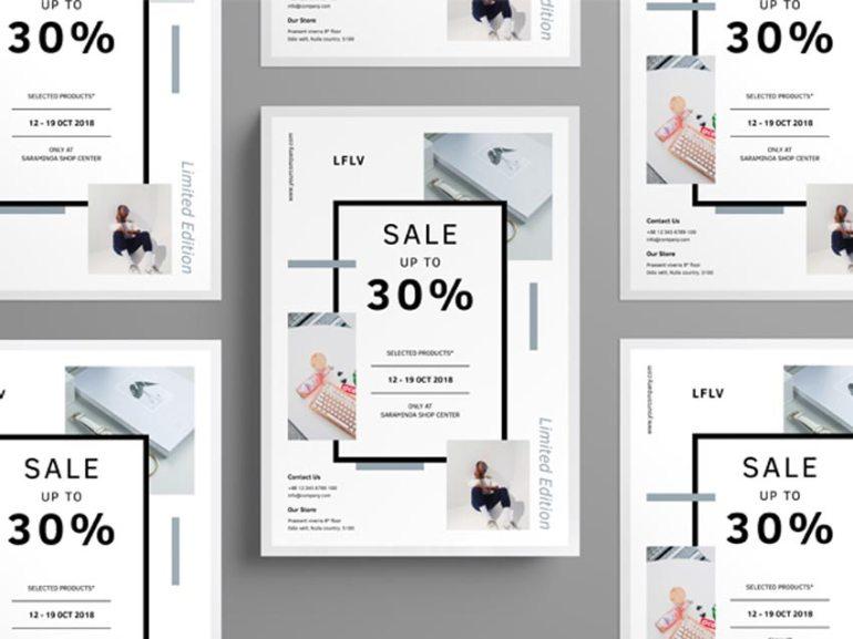 Sale Flyer