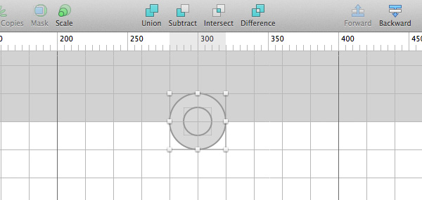 Selecting circles