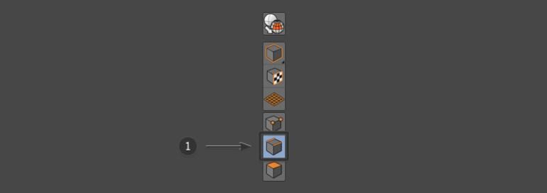 Edge Selection Tool button