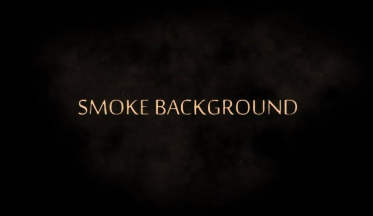 Smoke Effects Pack