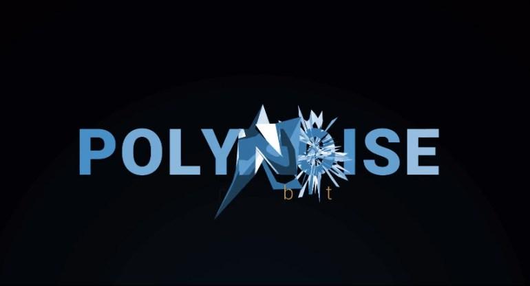 PolyNoise Alphabet - Animated Typeface