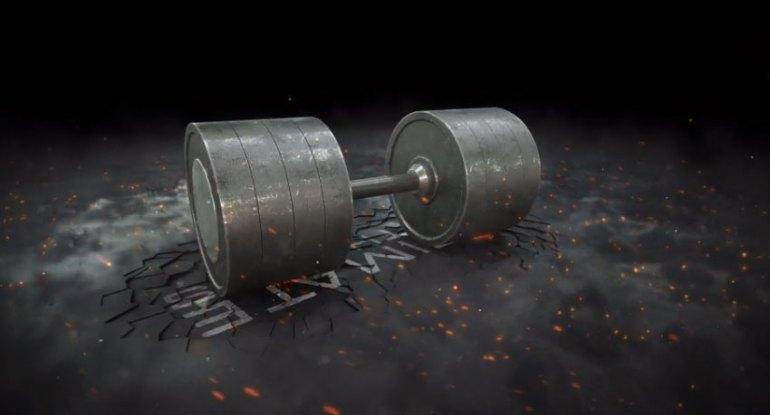 Power Fitness Logo Intro