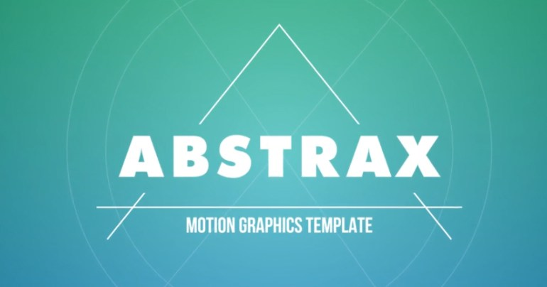 Abstrax Titles MOGRT