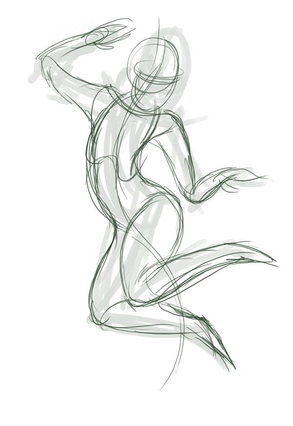 Refined Jump Sketch