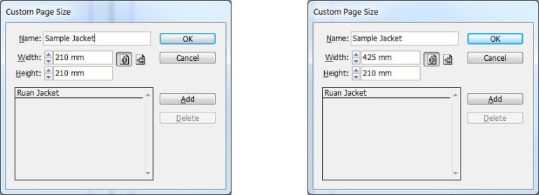 Custom Page Size Dimensions Change
