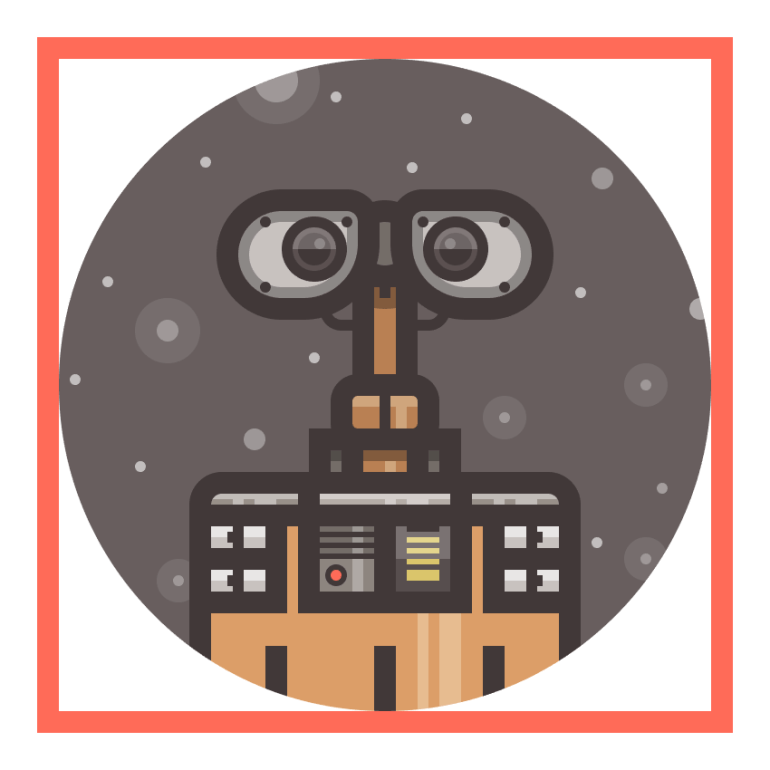 wall-e avatar finished