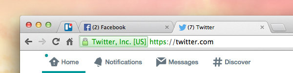 Trello Facebook and Twitter notifications