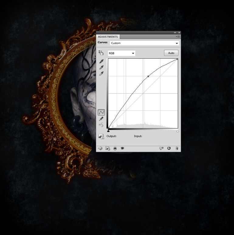 frame curves