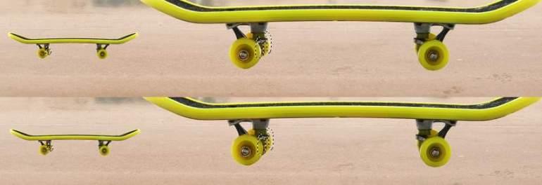 skateboards reducing light 1